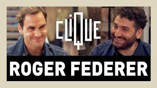Clique x Roger Federer : entretien avec une légende