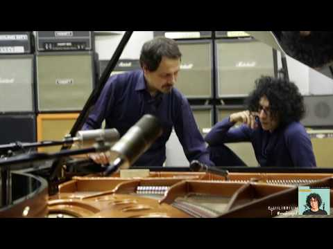 "Giovanni Allevi - ""Equilibrium"" - #makingof - The beginning"