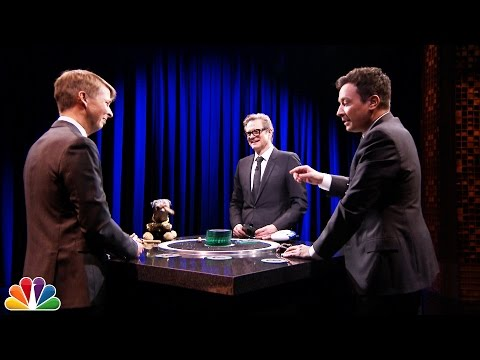 Catchphrase with Colin Firth, Jack McBrayer and Triumph the Insult Comic Dog