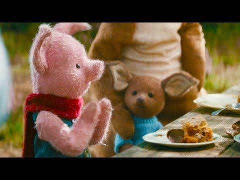 4 NEW Christopher Robin CLIPS + Trailers