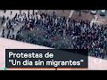 Protestas de