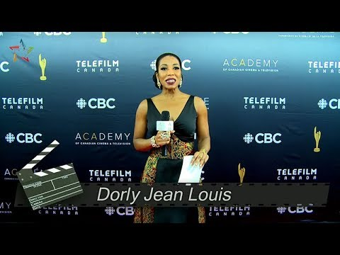 Canadian Screen Awards 2018 Celebrity Interviews With Dorly Jean-Louis