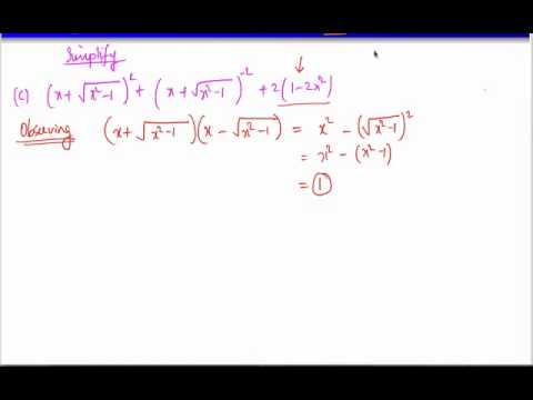 Laws of Indices, Ratio - TOER, Proportion - Problem Solving