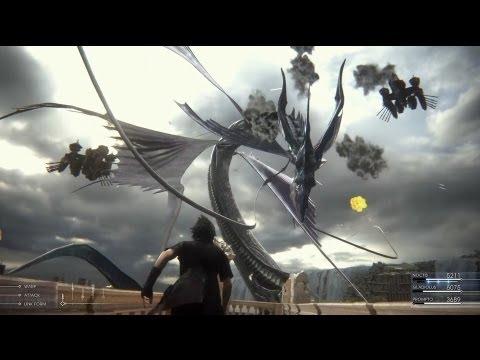 Final Fantasy XV - TGS 2013 Japanese Trailer