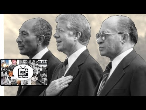 When Jimmy Carter Secured Peace Between Israel And Egypt: Camp David Accords Remarks