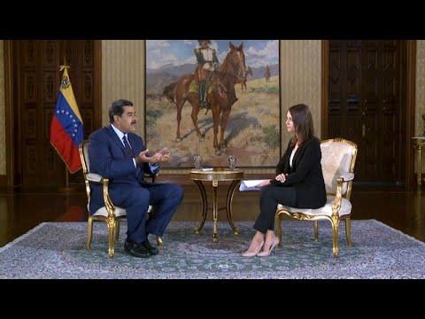 """Entrevista a Maduro: """"El golpe de estado de Guaidó ha fracasado"""""""