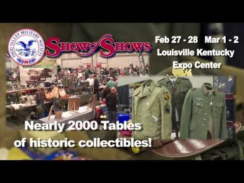 2014 Show of Shows! America's Best Military Collectors Show