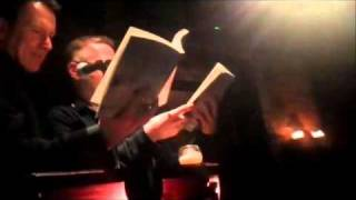 Colin Quinn and Gerald Hansen Reading