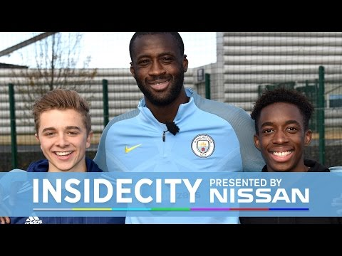 YAYA TOURE VS CHRISMD & MANNY! | Inside City 220