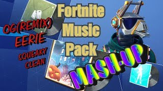 Fortnite Music Pack MASH-UP [10 min version]