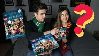 ABRIENDO FIGURAS LEGO MISTERIOSAS / NAVY