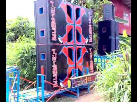 ตู้ลำโพงสูตรแบนพาส โปรเจคซาวด์2