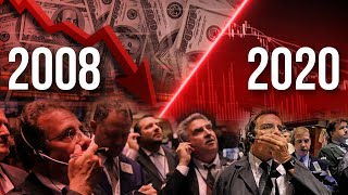 How The 2020 Economic Collapse Will Different From The 2008 Great Recession
