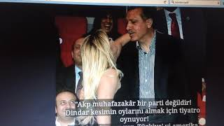 Recep Tayyip Erdoğan,ın Yasak Aşkı
