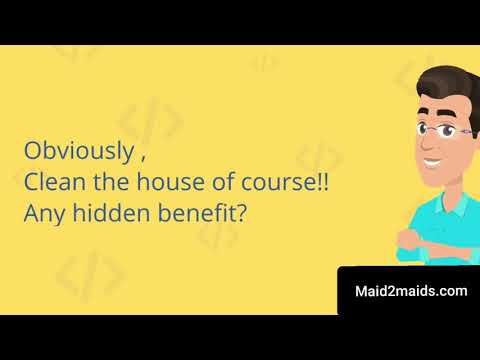 Maid2maids Weekly Packages