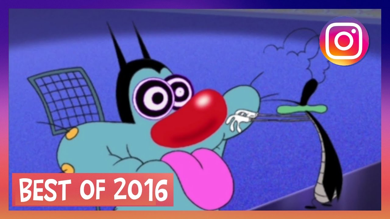 New Instagram Compilation 2016 - Oggy and the cockroaches