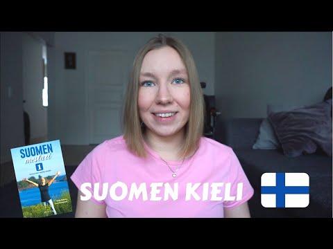 КАК Я УЧИЛА ФИНСКИЙ ЯЗЫК?