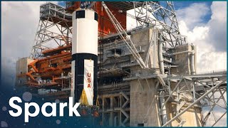 How NASA Built The Rocket That Went To The Moon | The Saturn V Story | Spark