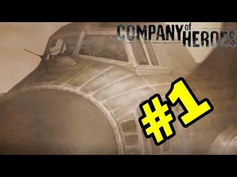 Download Let's Play Company of Heroes – Falaise Pocket – Mission 1 – Trun: Swatting Flies