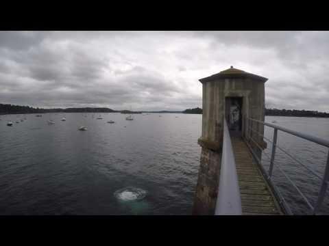 Premier double layout ! Diving Saint-Malo