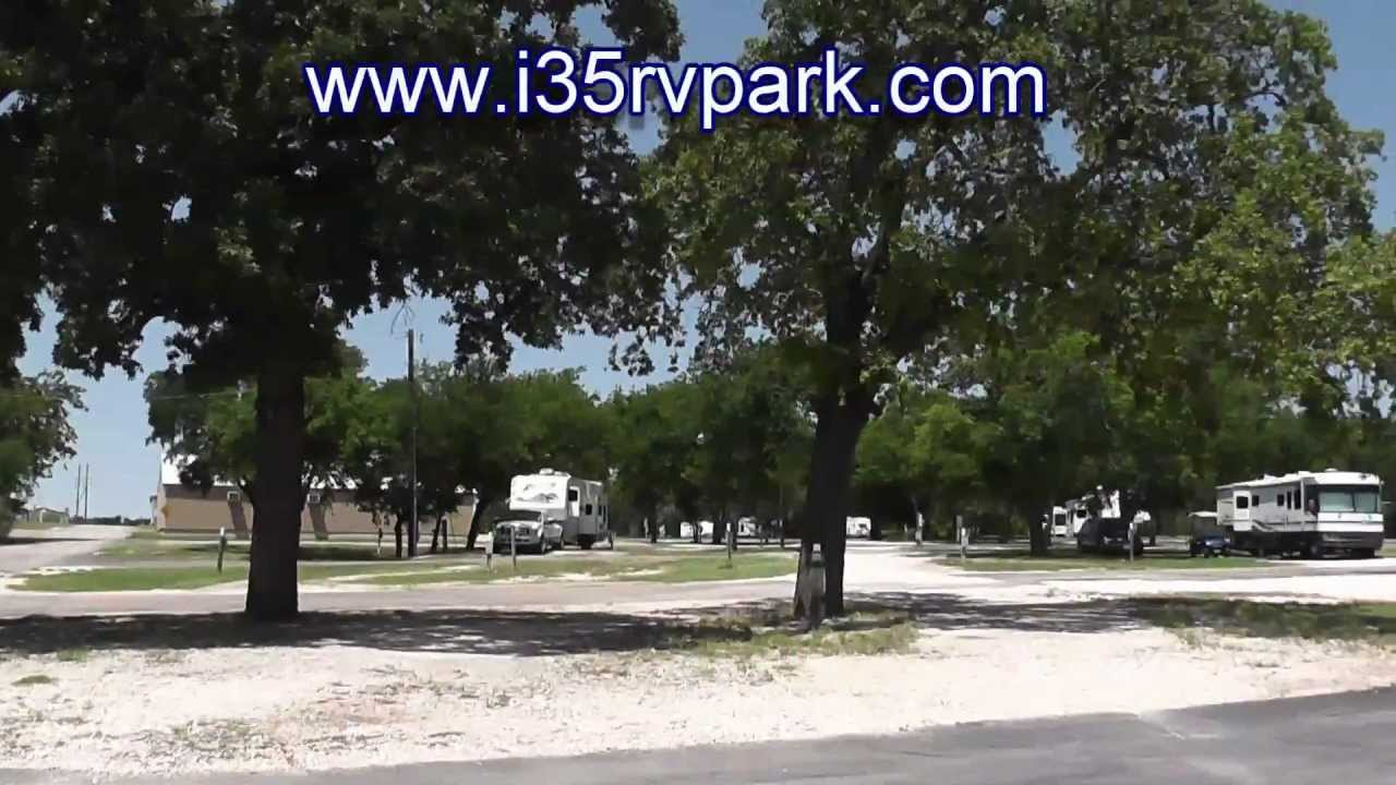 I 35 Rv Park Amp Resort Waco Texas Youtube