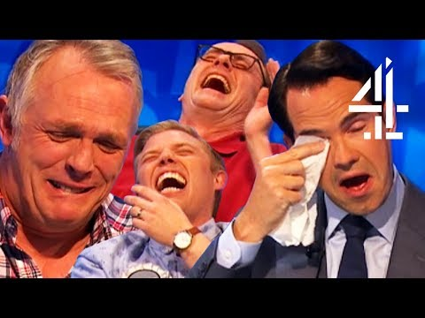 LITERAL CRY LAUGHING After Greg Davies' AWFUL Impression | 8 Out Of 10 Cats Does Countdown Best Bits