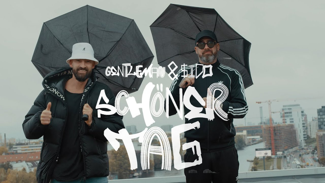 "Weekly update: Gentleman and Sido team up for ""Schöner Tag"""