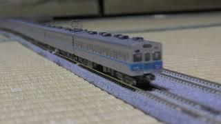 【鉄道模型】Nゲージ 営団地下鉄東西線と千代田線の離合
