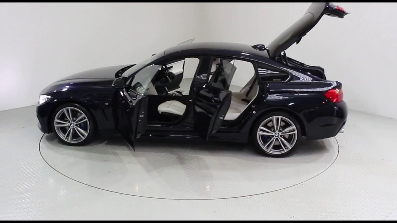 BMW 4 Series Gran Coupe 2.0 420d M Sport Gran Coupe Auto 5dr FROM USED CARS OF BRISTOL BF15 FOK ...