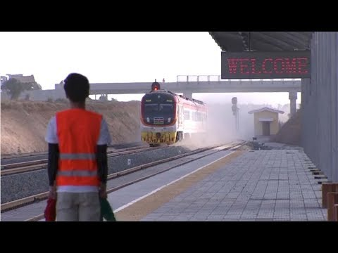 'Road to Prosperity' episode 9: Mombasa-Nairobi SGR boosts employment in Kenya