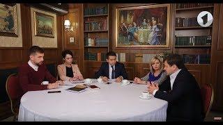 О курсе доллара и экономике – председатель ПРБ Владислав Тидва