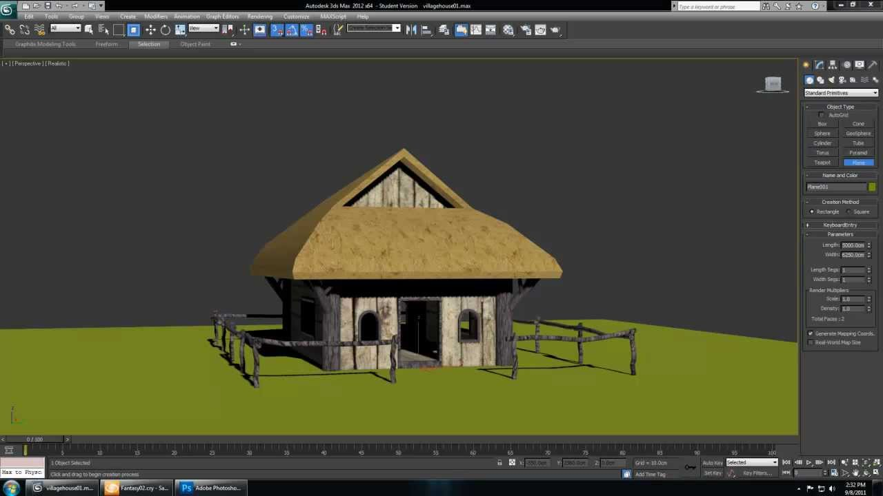 01 cryengine 3 tutorial beginner 3ds max models for 3d max lessons for beginners