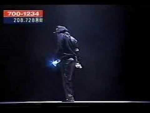 Michael Jackson Dance 1
