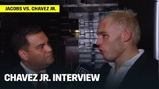 EXCLUSIVE: Julio Cesar Chavez Jr. Explains Why He Stopped Fighting Against Daniel Jacobs