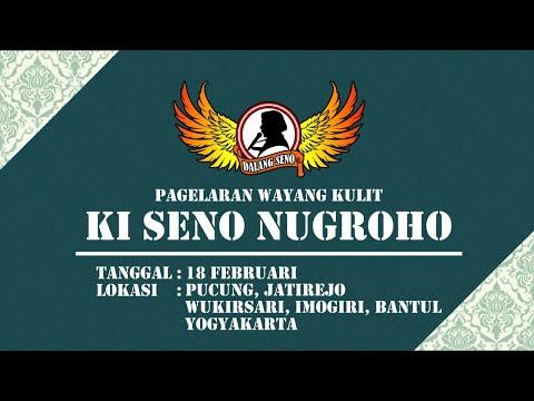 #LiveStreaming Ki Seno Nugroho - Bagong Rabi