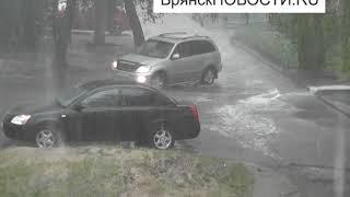 Ураган в Новозыбкове 22.06.2018