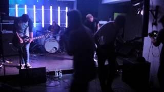 Snakes & Lions - Sandskin / Live @Kellerperle, Würzburg 21.04.14