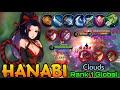 Hanabi The Late Game Queen!! - Top 1 Global Hanabi By Clouds - Mobile Legends: Bang Bang