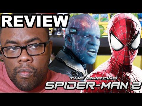 AMAZING SPIDER-MAN 2 REVIEW : Black Nerd