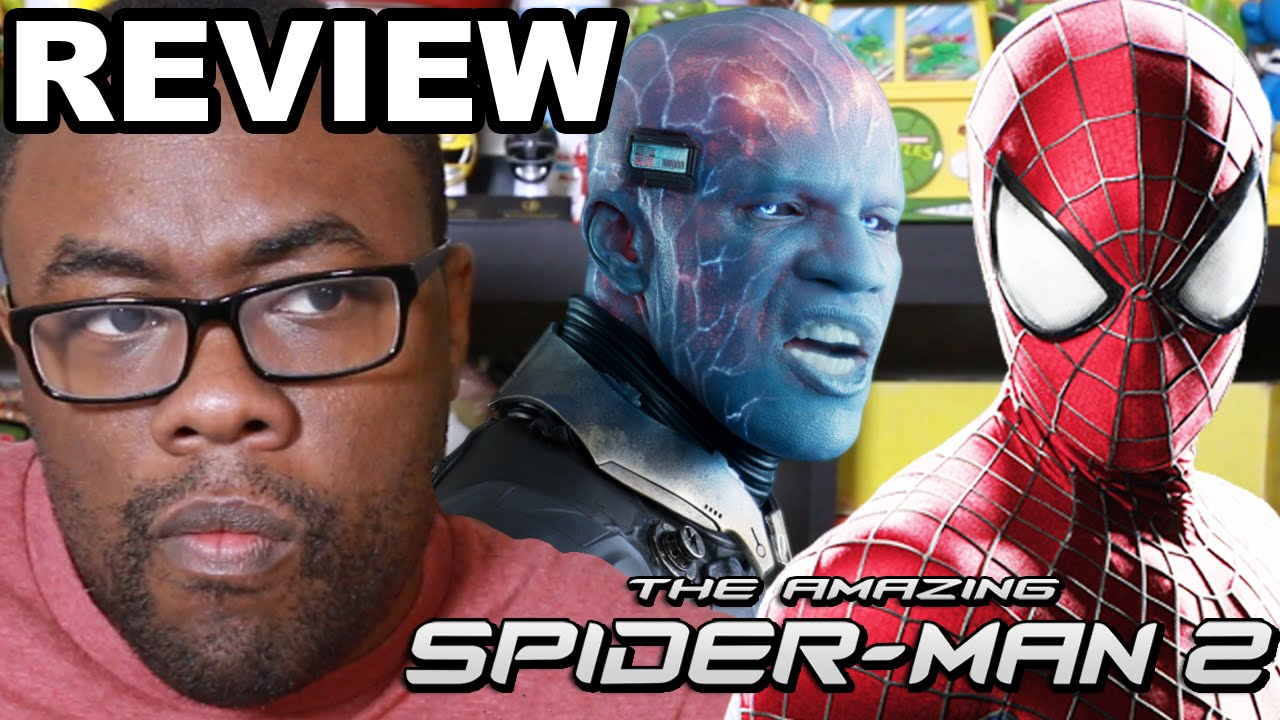 AMAZING SPIDER-MAN 2 REVIEW : Black Nerd