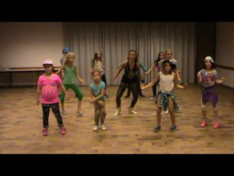 "Zumba for Kids ""Spread Love"""