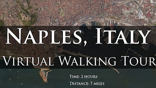 Naples, Italy Walking Tour