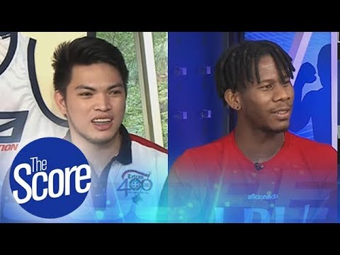 The Score: CJ Perez and Bong Quinto expect to get drafted on PBA