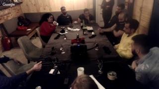 Армянский полумарафон. Игра 1