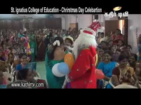 St. Ignatius College of Education - Chrirstmas Day-14
