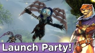 Guild Wars 2: Heart of Thorns Launch Party Stream!