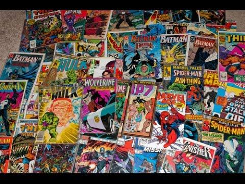 Geeky Gentlemen The Future of Comic Books