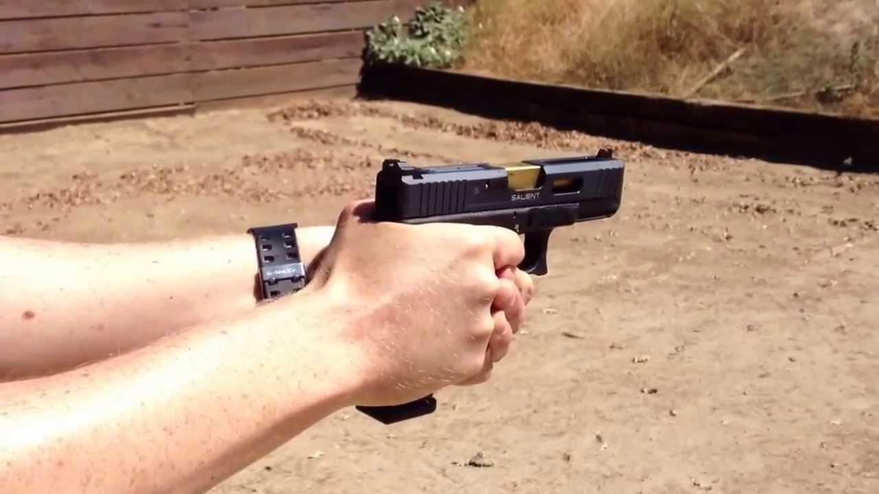 Youtube Shooting Glock 19