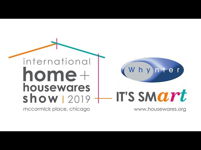 Whynter at the 2019 International Home & Housewares Show