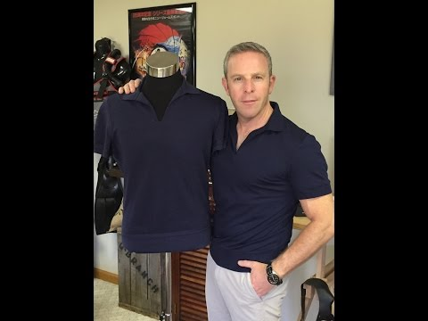 The Frugal Bond Moroccan Polo
